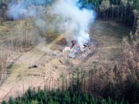 Напомним, в 2014 году в чешской деревне Врбетице произошли взрывы в двух складах боеприпасов. Первый из них произошел 16 октября, когда взорвалось 50 тонн боеприпасов. Осколки разбросало в радиусе 800 метров от места, где находилось складское здание
