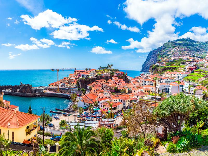 Португальская Мадейра открылась для туристов из России при наличии отрицательного ПЦР-теста
