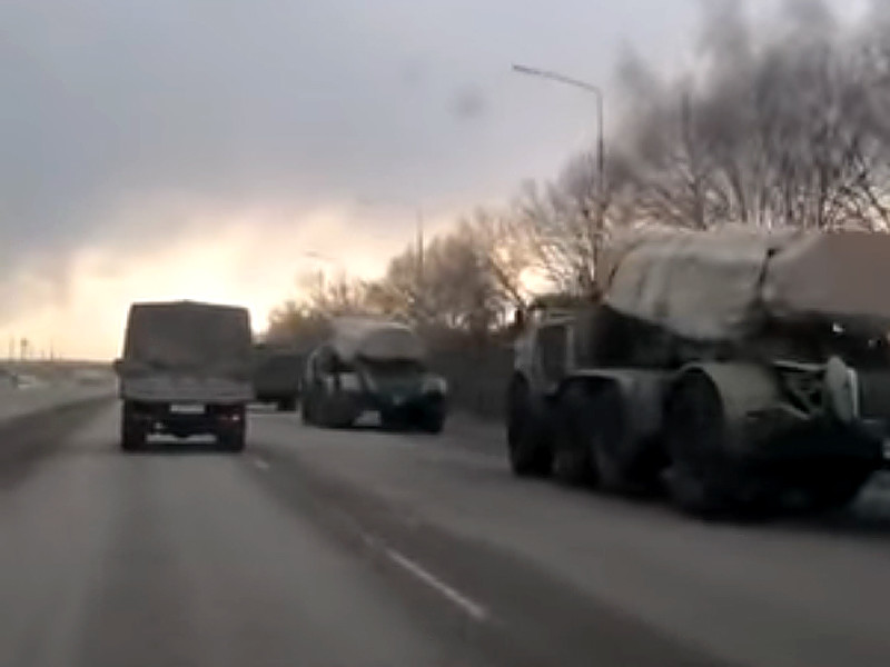 Ранее CIT сообщила о максимальной с 2015 года концентрации российских войск у границы с Украиной. По их данным, на границу стянули мотострелковые, артиллерийские, десантные и, вероятно, танковые части