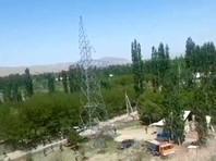 Ситуация на границе Киргизии и Таджикистана, 29 апреля 2021 года