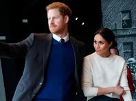 Популярность принца Гарри и Меган Маркл в Британии упала до рекордно низких показателей