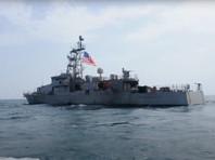 ВМС США открывали предупредительный огонь по иранским кораблям в Персидском заливе из-за опасных маневров