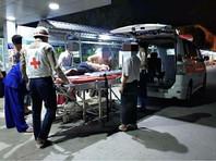 Число погибших в результате столкновений между участниками акций протеста и сотрудниками силовых ведомств в Мьянме с 1 февраля возросло до 564. Об этом говорится в сообщении, опубликованном в воскресенье на сайте Ассоциации помощи политическим заключенным в Мьянме