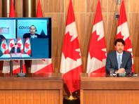 Джастин Трюдо заявил, что Канада столкнулась с третьей волной COVID-19