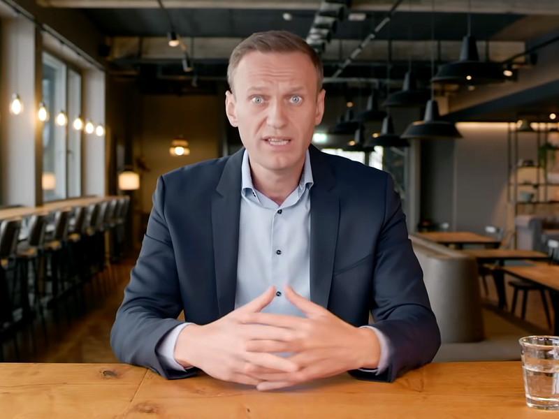 """Россия официально обвинила Германию в помощи Алексею Навальному при подготовке фильма о """"дворце Путина"""" под Геленджиком"""