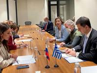 """Греция с 14 мая отменит квоты для российских туристов, передает """"Интерфакс"""" со ссылкой на министра туризма страны Хариса Теохариса"""