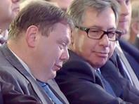 Михаил Фридман( на фото - слева) и Петр Авен