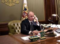 """Нетаньяху и Путин обсудили ситуацию на Ближнем Востоке и """"обменялись поздравлениями"""""""