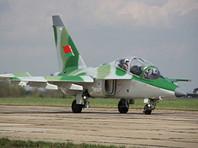 В Белоруссии военный самолет разбился вблизи жилой застройки, оба летчика погибли (ФОТО, ВИДЕО)