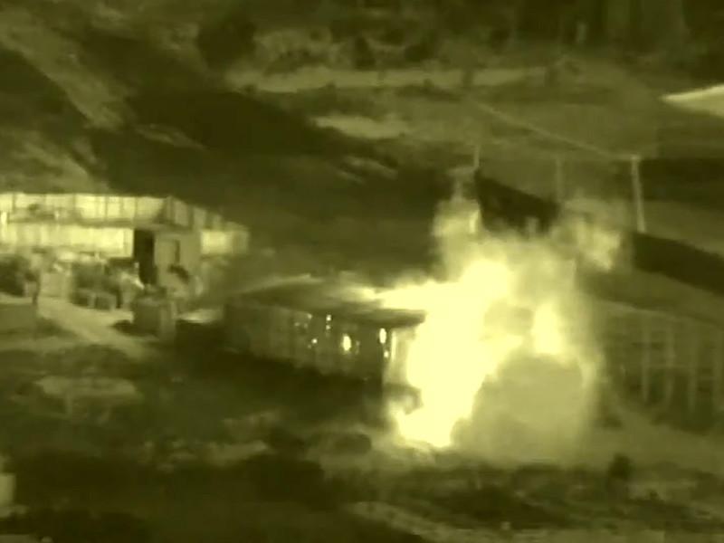 После обеда во вторник ЦАХАЛ атаковал позиции ХАМАС в секторе Газы