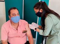 Прививку от коронавируса в Индии, по данным на 1 мая, получили более 154 миллионов человек, только за последние сутки число вакцинированных выросло на 2,7 миллиона