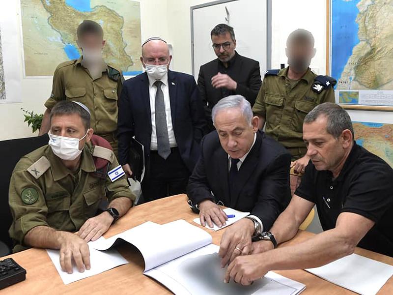 Завершилось заседание военно-политического кабинета Израиля (министерская комиссия, действующая внутри правительства), посвященное ситуации в области безопасности и усилиям египетского посредника по восстановлению спокойствия на границе Израиля и Газы