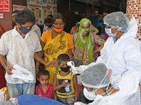 В Индии зафиксирован восьмой подряд суточный мировой антирекорд заражения коронавирусом. Суточный прирост выявленных инфицированных в Индии составил 401 993 за сутки, скончались 3 523 человек, это максимальные показатели с начала пандемии