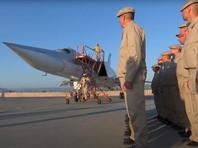 Как сообщает ТАСС со ссылкой на пресс-службу Минобороны РФ, экипажи дальних бомбардировщиков приобретут практические навыки отработки учебных задач в ходе полетов над акваторией Средиземного моря, после чего вернутся на аэродромы постоянного базирования в России