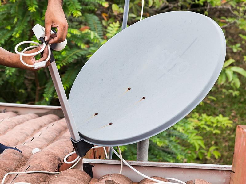 В Мьянме под страхом тюрьмы запретили спутниковые тарелки