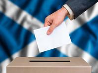 """В Шотландии подведены итоги парламентских выборов, прошедших 6 мая. Большинство мест в парламенте займут представители правящей Шотландской национальной партии и их соратники """"зеленые"""". Вместе они получили 72 мандата из 129, хотя показали результат хуже, чем ожидали политологи"""