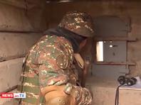 Армения обвинила Азербайджан в обстреле поста на границе