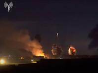 По данным пресс-службы Армии обороны Израиля, в ночь на 14 мая более 160 самолетов из 12 эскадрилий ВВС ЦАХАЛа атаковали около 150 целей на территории сектора Газа, включая подземную инфраструктуру террористов на севере сектора