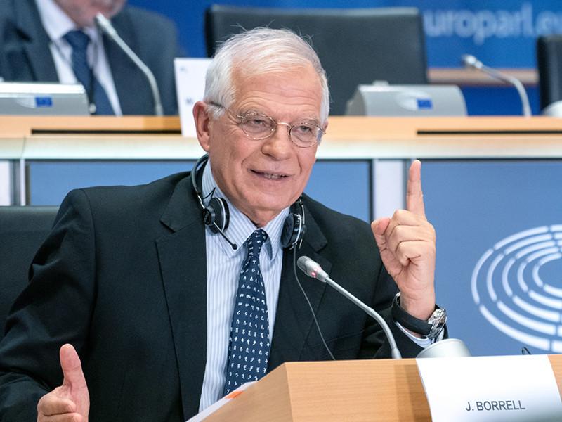 Как заявил глава дипломатии ЕС Жозеп Боррель, в дальнейшем не исключена эскалация напряженности между Москвой и Брюсселем