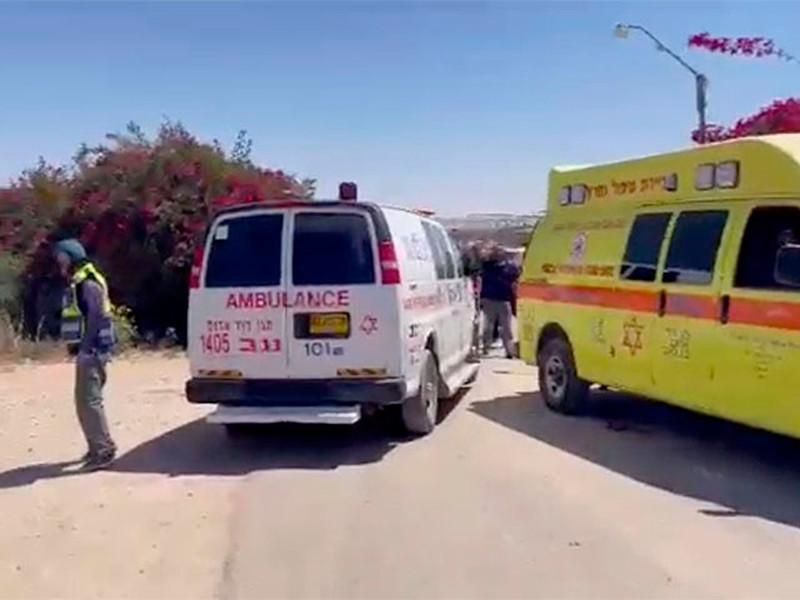 В Израиле много раненых в результате обстрелов около границы Газы, четверо в тяжелом состоянии