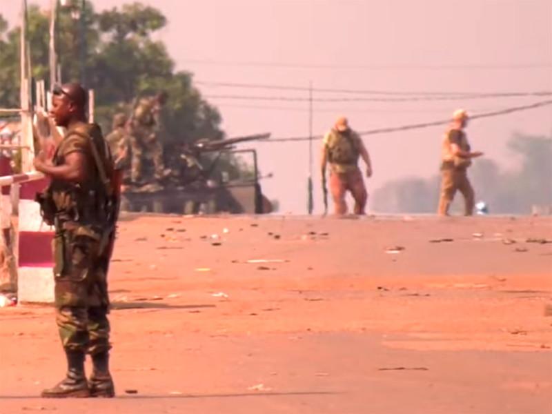 На северо-западе Центральноафриканской республики (ЦАР) погибли трое граждан России - участники российских полувоенных формирований