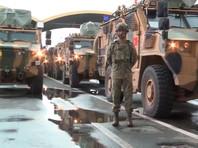 В Румынию для участия в учениях прибыли шесть военных конвоев НАТО