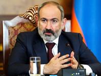 Никол Пашинян предложил разместить миротворцев у границы Азербайджана