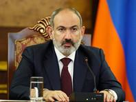 Никол Пашинян на заседании Совета безопасности