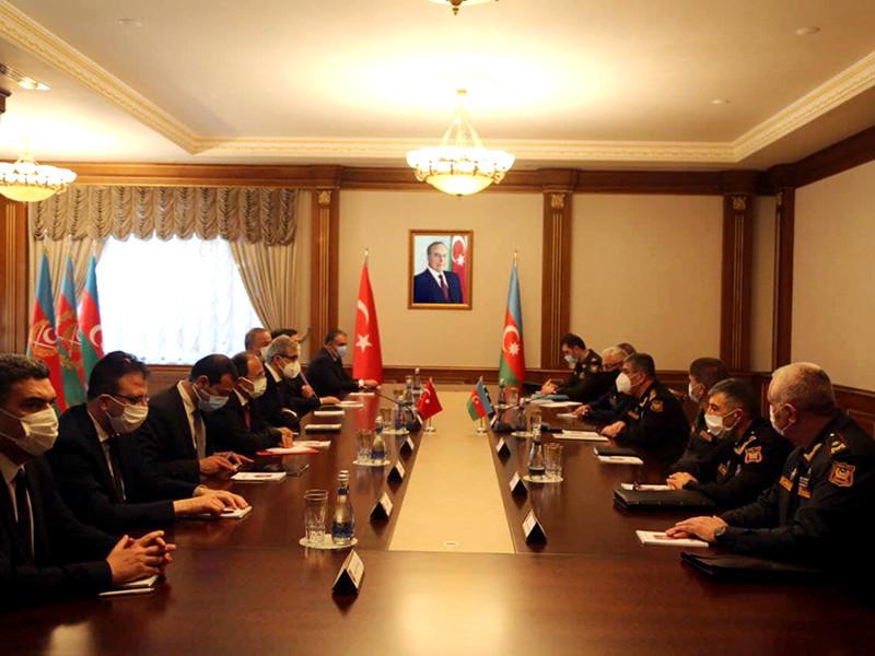Азербайджан за первые четыре месяца 2021 года вышел на вторую позицию по закупкам турецкого вооружения