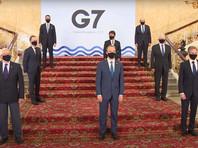 """Главы МИД """"большой семерки"""" (G7) заявили о дестабилизирующих действиях России и нарушениях прав человека в стране"""