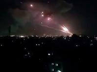 Израильская армия нанесла серию ударов по объектам ХАМАС в секторе Газа