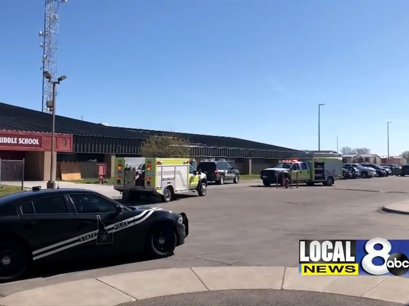 В школе американского города Ригби (штат Айдахо) шестиклассница открыла по людям огонь из пистолета