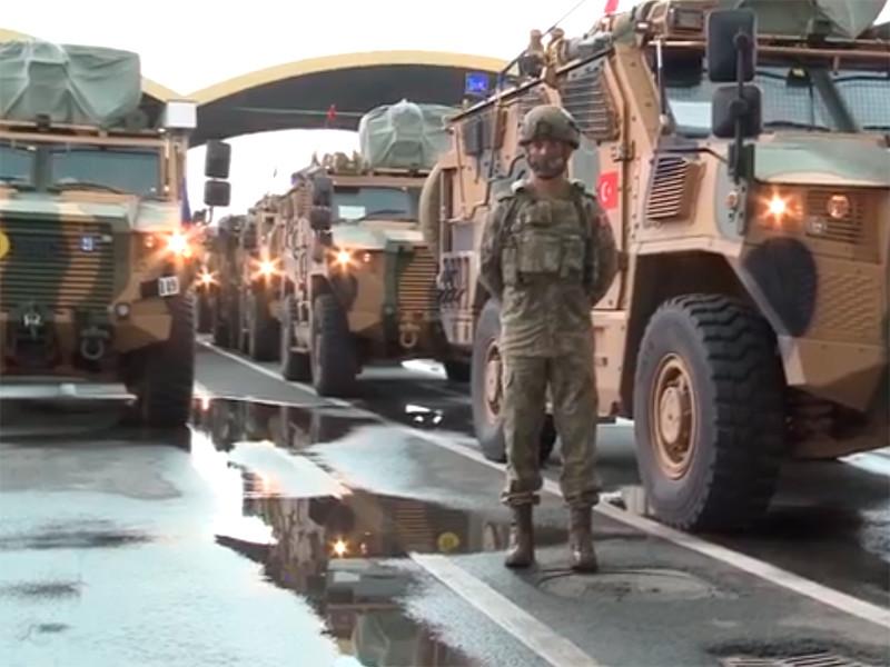 В учениях Noble Jump 2021, которые проходят в период 19 мая - 2 июня 2021 года на территории Румынии, принимают участие более 4 тыс. военных Румынии и других стран НАТО с примерно 600 единицами боевой техники