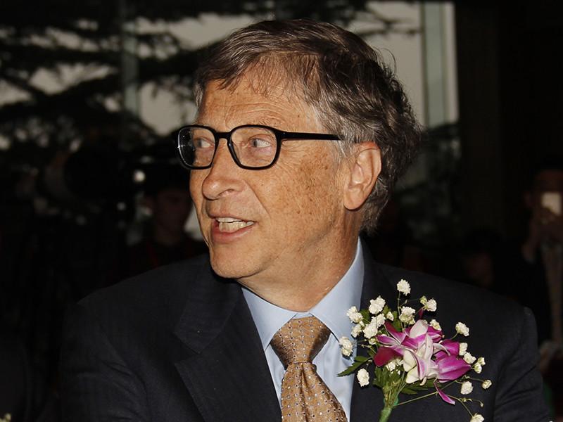 NYT рассказала о попытках Билла Гейтса завести романы с подчиненными за спиной жены