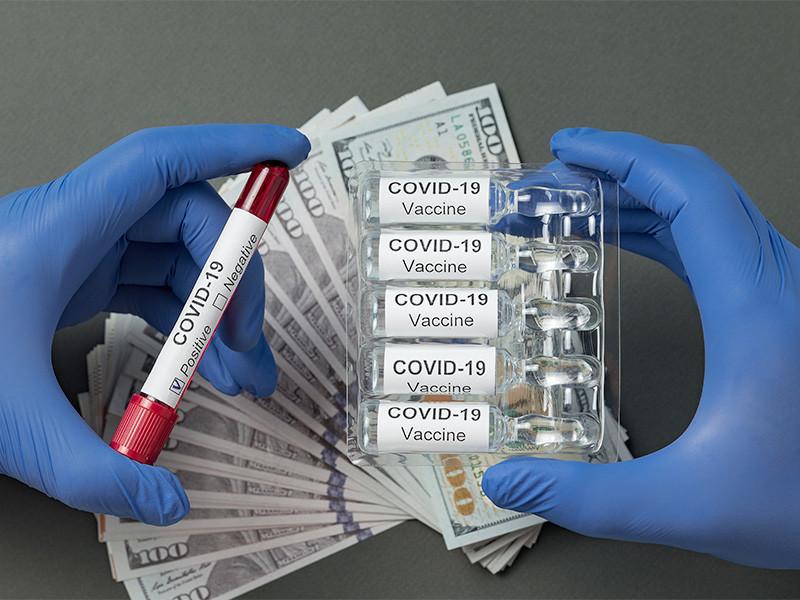С начала пандемии коронавируса как минимум 9 человек стали новыми долларовыми миллиардерами за счет роста прибыли фармацевтических компаний, производящих вакцины от COVID-19