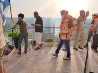 Из сектора Газа в сторону разных городов Израиля выпущены десятки ракет