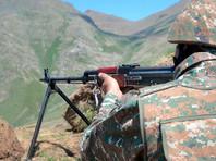 Армения объявила, что часть азербайджанских войск покинула ее территорию