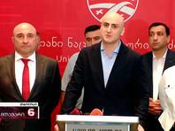Партия Саакашвили решила прекратить бойкот парламента Грузии