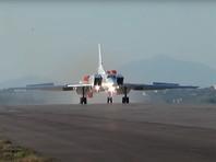 """На сирийскую авиабазу Хмеймим впервые прибыли российские """"убийцы авианосцев"""" Ту-22М3 (ВИДЕО)"""