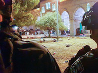 Около 90 палестинцев получили травмы после беспорядков в Иерусалиме и столкновений с сотрудниками полиции поздно в субботу и в ночь на воскресенье