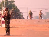 В ЦАР при взрыве фугаса во время проезда военной автоколонны погибли трое граждан России
