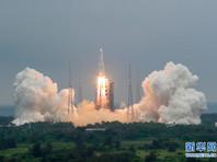 """Ракета-носитель """"Чанчжэн-5"""" была запущена 29 апреля. Западные космические агентства пришли к выводу, что ее вторая ступень, вес которой составлял около 18 тонн, сходит с орбиты неконтролируемо, и существует вероятность, что фрагменты упадут на населенные территории"""