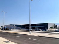 """Международный аэропорт """"Рамон"""""""