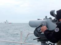 В пресс-службе отметили, что корабли пограничных ведомств США и Украины на переходе морем отрабатывали слаженность действий в международной тактической группе