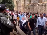 Иерусалим, 21 мая 2021 года