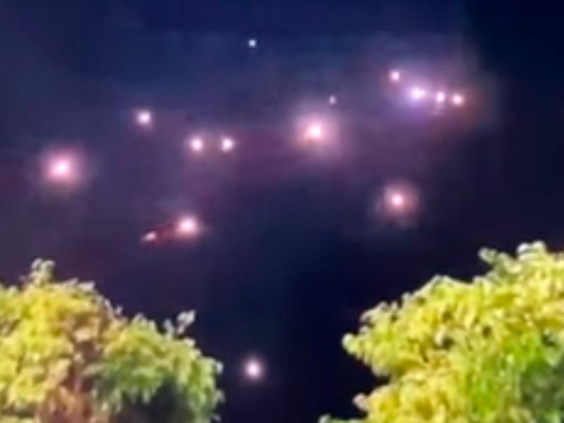 """""""Железный купол"""" перехватывает ракеты, направленные в Тель-Авив и центральную часть Израиля"""