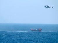 На судне в Аравийском море ВМС США обнаружили партию новейшего российского и  китайского оружия