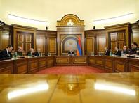 Генпрокуратура Армении возбудила уголовное дело из-за нарушения границы вооруженными силами Азербайджана