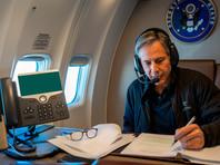 Axios указывает, что такое решение пойдет вразрез с обещаниями госсекретаря США Энтони Блинкена, сделанными во время слушаний по вопросу утверждения его в этой должности, о том, что он приложит все усилия для остановки проекта