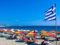 В марте турпоток из России в Грецию вырос на 523%